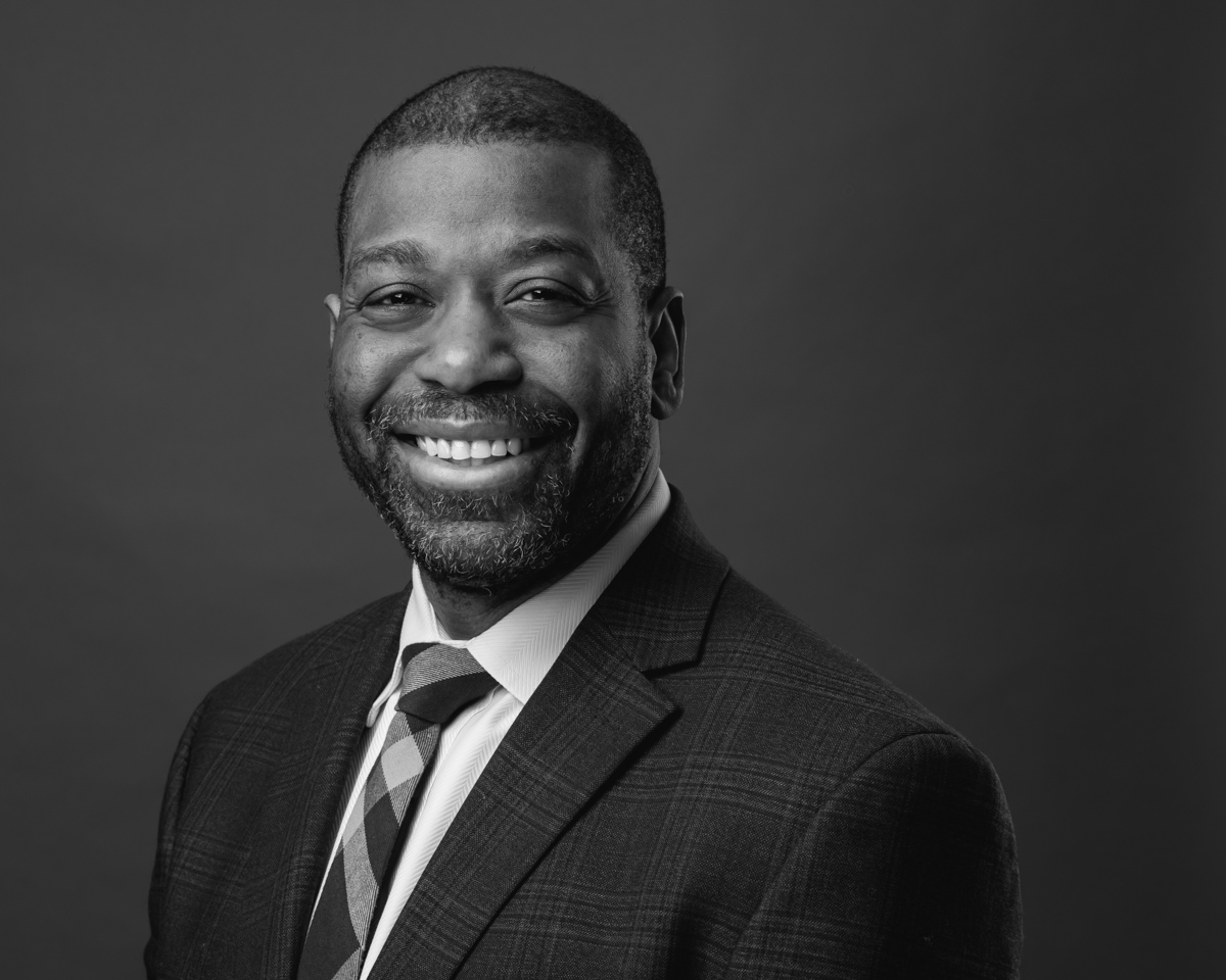 Marvin Washington, Ph.D Headshot